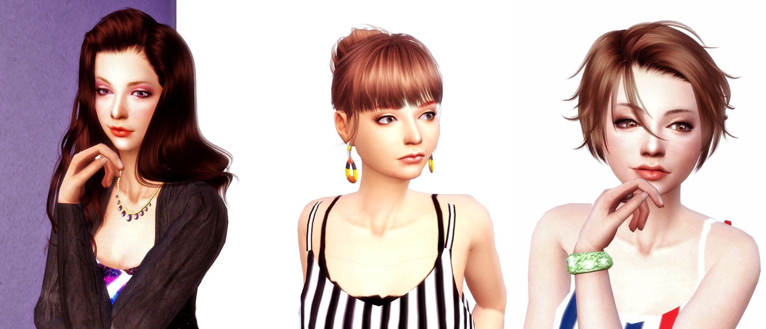 三姉妹写真1